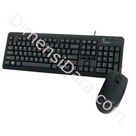 Jual GIGABYTE Keyboard Mouse [GK-KM5200]